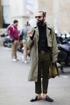 Street style à Paris, jour 3                                                                                                                                                                                 Plus