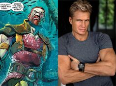 Aquaman Dolph Lundgren Reheasing Underwater Stunts. James Wan's Aquaman movie starring Jason Momoa , Amber Heard , 	Nicole Kidman.  - 映画 エンタメ セレブ & テレビ の 情報 ニュース from CIA Movie News / CIA こちら映画中央情報局です