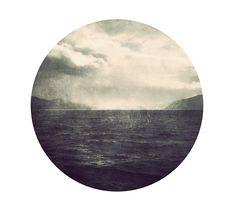 Loch Ness LAST PRINT. $200.00, via Etsy.