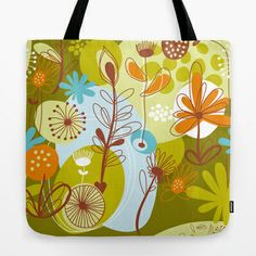 Abstract Design IV Tote Bag