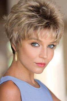 Today we have the most stylish 86 Cute Short Pixie Haircuts. We claim that you have never seen such elegant and eye-catching short hairstyles before. Pixie haircut, of course, offers a lot of options for the hair of the ladies'… Continue Reading → Short Hair Over 60, Short Hair With Layers, Short Hair Cuts For Women, Short Hairstyles For Women, Easy Hairstyles, Straight Hairstyles, Pixie Hairstyles, Long Hair, Hairstyle Ideas