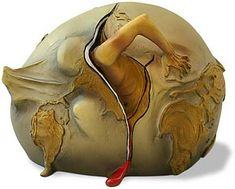 salvador_dali_shop_sculpture_1 Geopolitical Child Watches the Birth of the New Human sculpture is icts full name