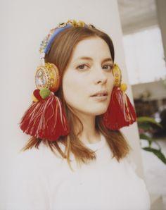 Gillian Jacobs - Evening Standard Magazine - Toren Graye