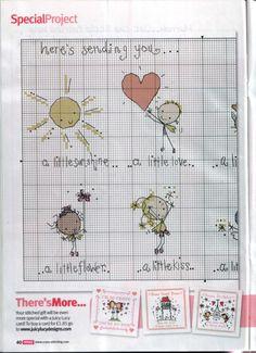 #gráfico ponto cruz #ponto cruz #criança