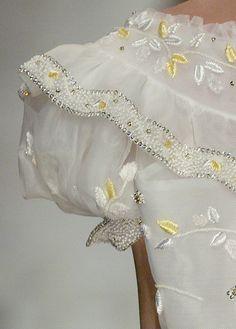 Christian Dior haute couture s/s 2005 size*