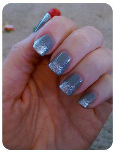 diy nail polish glitter