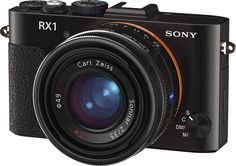 sony RX1 - worlds first 35mm full frame compact camera