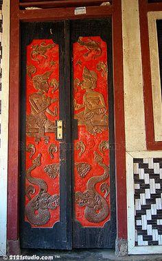 Senaru, Lombok, Indonesia |