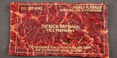 The Smell Of Success: Beef Jerky Business Cards Small Business Start Up, Unique Business Cards, Creative Business, Bacon Jokes, Nice To Meat You, Card Companies, Beef Jerky, Alternative, Concept