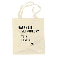 Siviwonder - Beutel cooler Spruch - HABEN SIE GETRUNKEN BETRUNKEN - Stoffbeutel - Sprüche Jute http://www.amazon.de/Siviwonder-GETRUNKEN-BETRUNKEN-Stoffbeutel-Spr%C3%BCche/dp/B00PNLUBQO/ref=sr_1_3?m=A15H3N8Z1PHTU9&s=merchant-items&ie=UTF8&qid=1423929539&sr=1-3&keywords=beutel