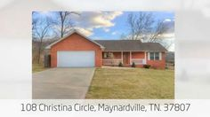 Keller Williams Realty | 865-694-5904 | Each office is independently owned and operated #KnoxvilleRealEstate 108 Christina Circle, Maynardville, TN | The Holli McCray Group