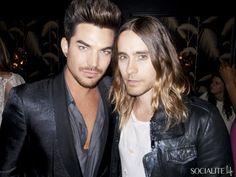 Adam and Jared