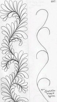 Zentangle Drawings, Doodles Zentangles, Doodle Drawings, Doodle Art, Zen Doodle, Easy Zentangle, Doodle Patterns, Zentangle Patterns, Quilt Patterns