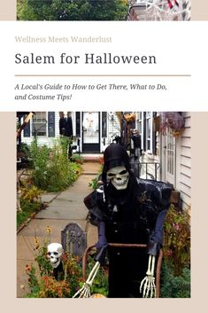 I learned a thing or two about being in Salem for Halloween over the 5 years that I lived there. In this post, I share the best way to get to Salem (to avoid traffic!), what to do while you're there for the day, and my best Halloween costume tips! | Halloween in Salem Ma, Salem Halloween, where to eat in Salem Ma Salem Halloween, My First Halloween, Us Road Trip, Road Trip Hacks, Travel Must Haves, Travel Tips, New England Travel, Us Destinations, Moving To California