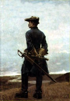 Swedish infantry officer, Great Northern War