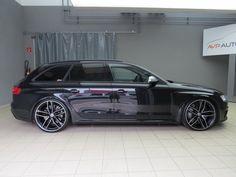 Audi RS4 Avant 4.2 FSI quattro Xenon Navi Alcantara als Kombi in Plattling