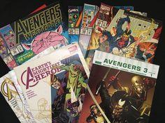 (10 Comic Books Set includes 1) Ultimate Avengers No. 13 october 2010 ( Ultimate Avengers 3 Issue 1). 2) Avengers: Earth's Mightiest Heroes II No. 1 (of 8) January 2007. 3) Avengers: Earth's Mightiest Heroes II No. 2 (of 8) January 2007. | eBay!