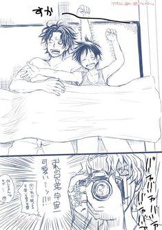 Zoro One Piece, One Piece Ace, One Piece Fanart, Ace Sabo Luffy, Funny Spongebob Memes, One Piece Pictures, Good Manga, Nalu, Anime