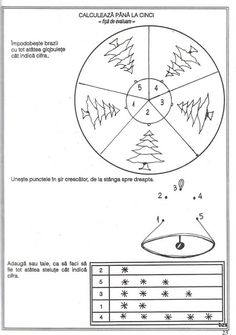 57 atividades de matemática para sala de aula - Ver e Fazer Compass Tattoo, Kindergarten, Album, Chart, School, Archive, Math Activities, Diy Home, Diy Creative Ideas