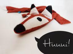 Der Dinkel-Fuchs. Fox