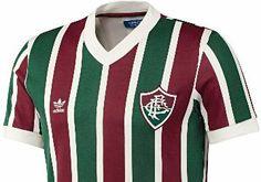 Fluminense 2013 adidas Originals Retro Jersey