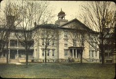 The Iowa Braille and Sight Saving School, where Mary Ingalls studied until she graduated at age 24.