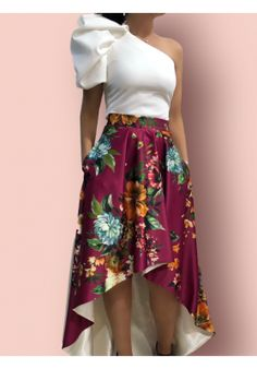 Top Y Pollera, Western Dresses, Crochet Lace, Chic Outfits, Pretty Dresses, Different Styles, Fashion Dresses, Girls Dresses, Crop Tops