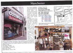 "Manchester Oxford Road [opened 1989] - ""Very firmly established as the most professional outdoor store in the North West"""