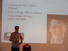 Mario Schneider beim IMK 2012 http://www.senioren-computerkurs24.de/AFOMA