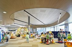 Gallery - St Mary of the Cross Primary School / Baldasso Cortese Architects - 14 Education Architecture, School Architecture, Learning Spaces, Learning Environments, Santa Maria, Steam School, 21st Century Schools, Pre Primary School, Archdaily Mexico
