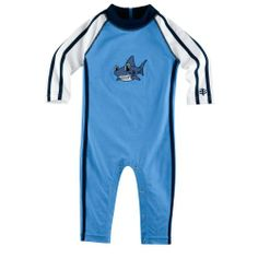 Coolibar UPF 50+ Boy's Speed Racer Swim Romper - Sun Protection (6 - 12M - Surf Blue) Coolibar,http://www.amazon.com/dp/B0052OTKUA/ref=cm_sw_r_pi_dp_vUSutb10PEPA7Q9M