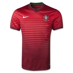 Portugal 2014 Authentic Home Soccer Jersey - The Official FIFA Online Store