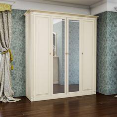 Шкаф серия классика 1325 в спальню производитель Деметра Вудмарк