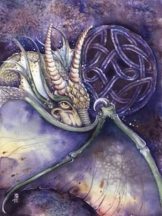 Gypsy Magic: Celtic Dragon Lore