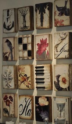 I LOVE Sid Dickens Memory Tiles. Have a collection started and can not wait to add to it again!!
