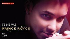 PRINCE ROYCE - Te Me Vas (Official Web Clip) (+lista de reproducción)