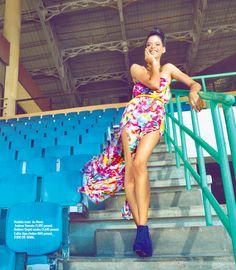 #dress #booties springsummer2012 #sema    Fashionistas by Revista U  ¡Todo de Sema <3!