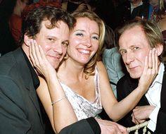 Colin Firth, Emma Thompson and Bill Nighy #colinfirth #emmathompson #billnighy PAGE: https://www.facebook.com/pages/Colin-Firth-Addicted/395021657301709