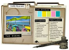 Layers of ink: Travel in the world of fantasy: CSI case file 31