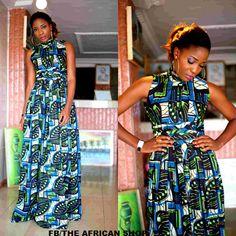 Eminarin  Maxi Dress by THEAFRICANSHOP on Etsy. #Africanfashion #AfricanClothing #Africanprints #Ethnicprints #Africangirls #africanTradition #BeautifulAfricanGirls #AfricanStyle #AfricanBeads #Gele #Kente #Ankara #Nigerianfashion #Ghanaianfashion #Kenyanfashion #Burundifashion #senegalesefashion #Swahilifashion DK