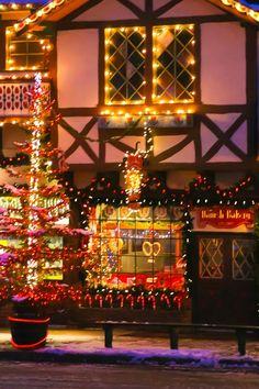 Leavenworth Wa Christmas Town USA http://www.cascadiaphotography.com/