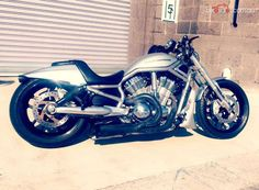 2012 Harley-Davidson Night Rod Special 10th Anniversary (VRSCDX ANV)