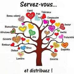 Gratitude Activities For Kids ~ Clare Josa Nouvel An Citation, Learn Turkish, Heart Tree, Happy New Year 2019, Happy Year, Free Website, Positive Attitude, Positive Affirmations, Peace And Love