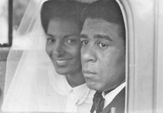 Pam Grier and Richard Pryor (1975) - Vintage Celebrity Wedding Photos - Photos
