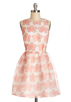 Prestigious Party Planner Dress, @ModCloth…. I love this dress its soo girly and pretty it perfect for spring