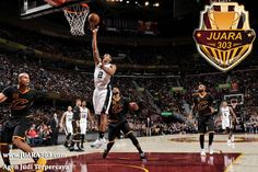 Berita Olah Raga: Kawhi Leonard Bantu Spurs Benamkan Cavaliers