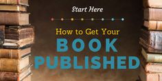 #writing  How to Get Your Book Published  With this post, I hope to offer the most critical information and address the most pressing questions, as well as provide a starting point for more fully exploring what it means for you to try and get meaningfully published.