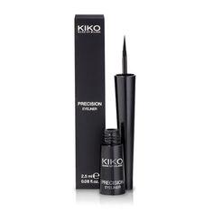 KIKO MAKE UP MILANO: Precision Eyeliner - eyeliner fluido con applicatore in feltro