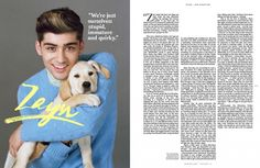 One Direction for Wonderland (Article)
