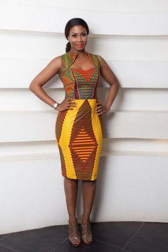 Africanprint ~African fashion, Ankara, kitenge, African women dresses, African prints, African men's fashion, Nigerian style, Ghanaian fashion ~DKK